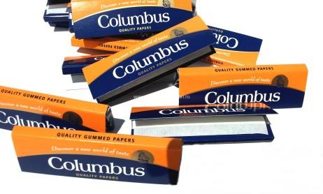 Foite COLUMBUS pentru rulat tutun