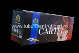 Tuburi tigari Cartel 500 - www.tuburipentrutigari.ro