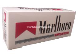 tuburi tigari marlboro red pentru injectat tutun - www.tuburipentrutigari.ro