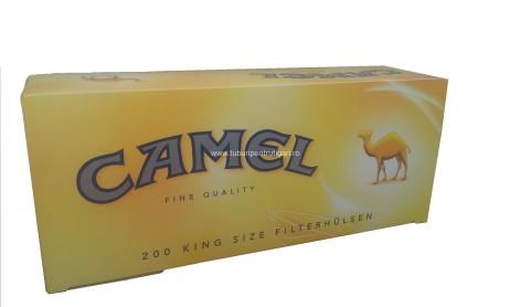 tuburi camel pentru injectat tutun - www.tuburipentrutigari.ro