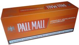Filtre tigari Pall Mall portocalii cu carbon activ