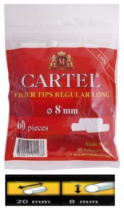 filtre Cartel Regular Long