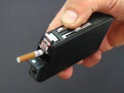 tabachera automata