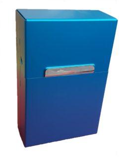 tabachera-metalica-aluminiu-albastra