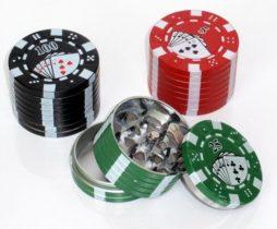 GRINDER diametru 4 cm poker