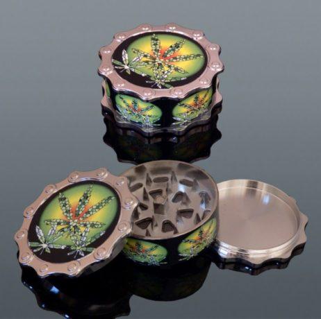 grinder metal marijuana
