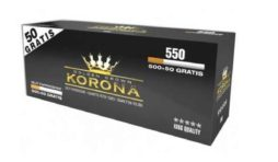 hartie tigari korona 550
