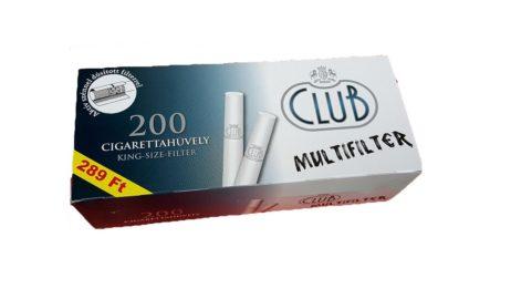 tuburi tigari club cu carbon activ
