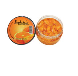minerale narghilea gust portocala