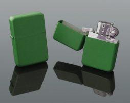 zippo verde